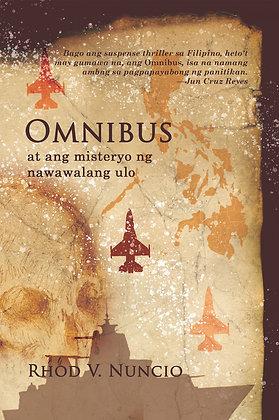 Omnibus at ang Misteryo ng Nawawalang Ulo Book