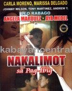 Nakalimot Sa Pag-ibig DVD