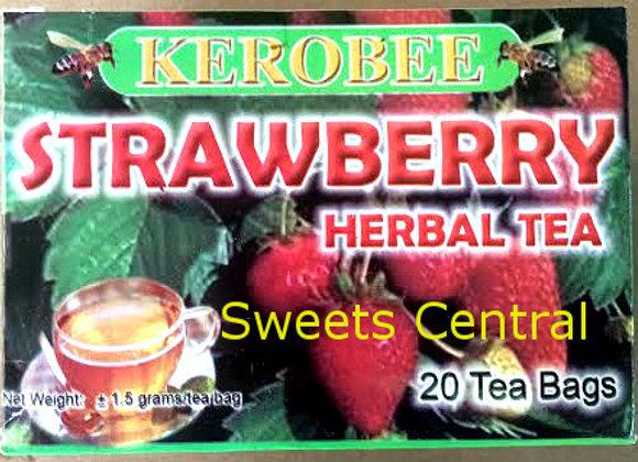 Strawberry Herbal Tea (1.5gx20 teabags)