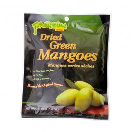 Philippine Brand Dried Green Mangoes (100g)