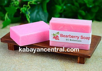 Healing Galing Bearberry Soap (135g)