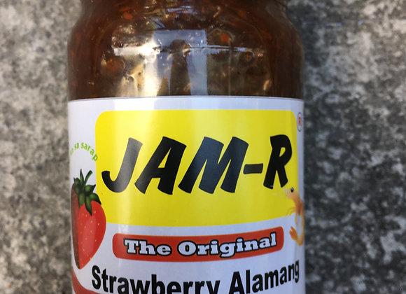 Strawberry Alamang (240g) Jam-R