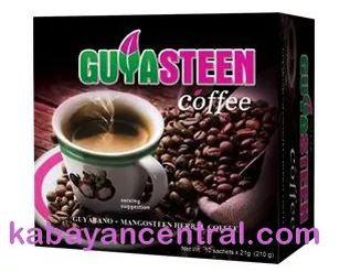 Guyasteen Coffee (10 x 21g sachet)