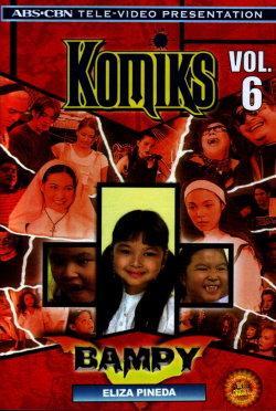 Komiks Vol.6 (Bampy) DVD