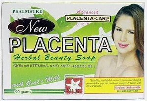 New Placenta Classic with Goat's Milk Soap (2 x 135g)