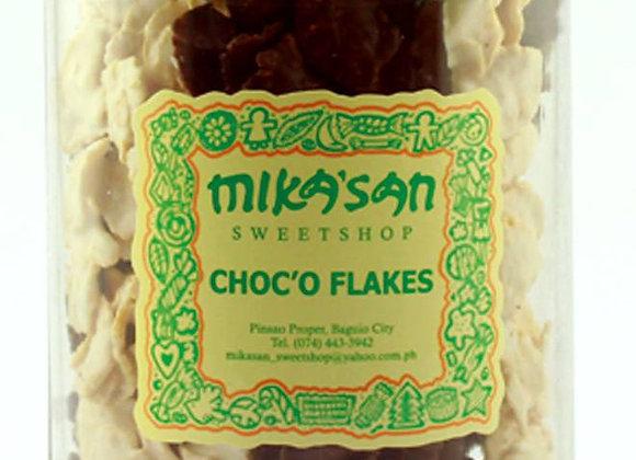 Mika'san Mix Chocó Flakes (Tall)