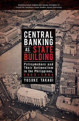 Central Banking as State Building Book