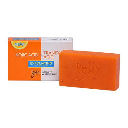 Belo Intensive Whitening Exfoliating Bar Soap (2 x 65g)