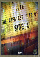 Side A: The Greatest Hits Live DVD