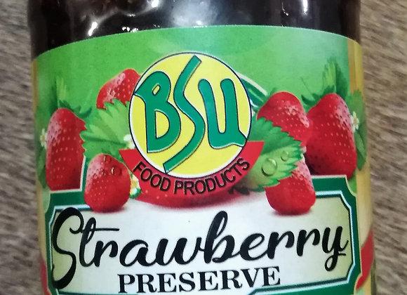 Strawberry (Whole Berries) Preserve (290g) Jar BSU