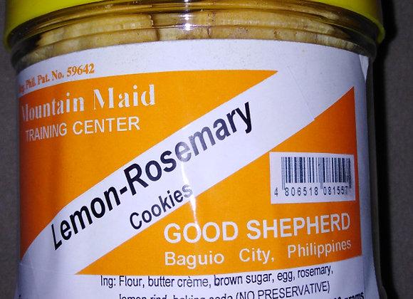 Lemon-Rosemary Cookies (160g) Good Shepherd