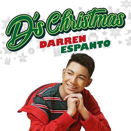 D's Christmas CD - Darren Espanto