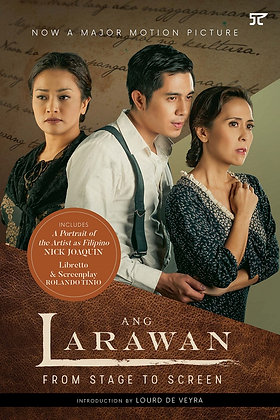 Ang Larawan: From Stage to Screen Book