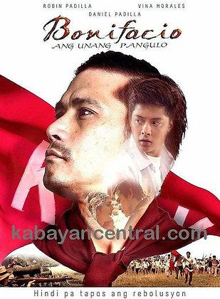 Bonifacio, Ang Unang Pangulo DVD