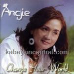 Change Your World CD - Angie