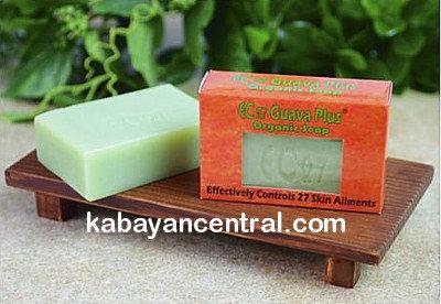 Healing Galing EC27 Guava Soap (135g)