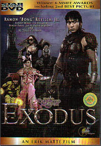 Exodus, Tales from the Enchanted Kingdom VCD