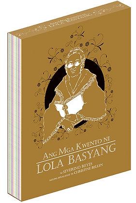 Lola Basyang Set of 12 Book