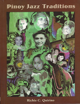 Pinoy Jazz Traditions Book