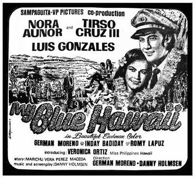 My Blue Hawaii (1971) DVD