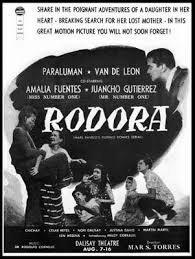 Rodora (1956) DVD