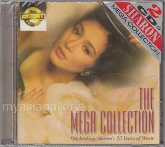 The Mega Collection Double CD - Sharon Cuneta