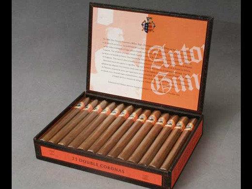 Antonio Gimenez Double Coronas Std.25