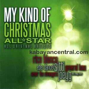 My Kind Of Christmas All Star CD - Warner Various Artists