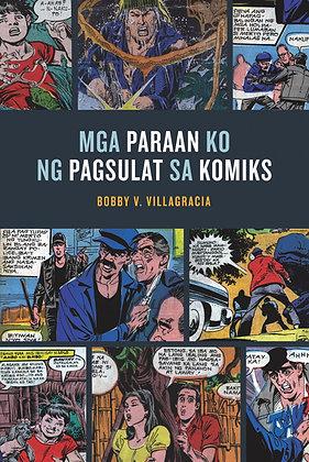 Mga Paraan Ko Ng Pagsulat Sa Komiks Book