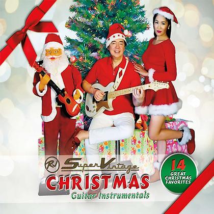 Supervintage Christmas (Guitar Instrumentals) - RJ Jacinto