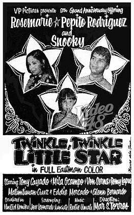 Twinkle, Twinkle, Little Star (1970) DVD