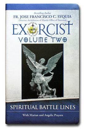 Exorcist Volume II: Spiritual Battle Lines Book