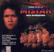 Mistah (Mga Mandirigma) VCD