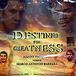 Pacquiao vs Barrera VCD
