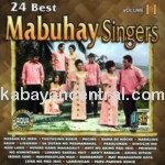 24 Best Mabuhay Singers Vol.11