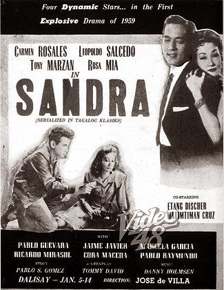 Sandra (1959) DVD