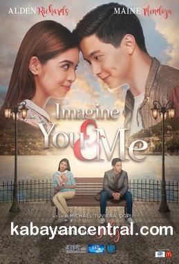 Imagine You & Me DVD