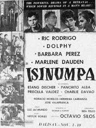 Isinumpa (1959) DVD