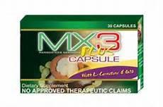 MX3 Plus (30 Capsules)