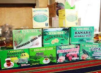Dandelion Herbal Tea (1.5gx20 teabags)