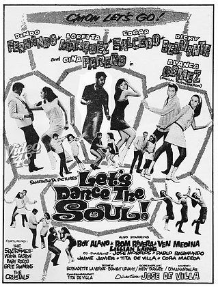 Let's Dance the Soul (1967) DVD