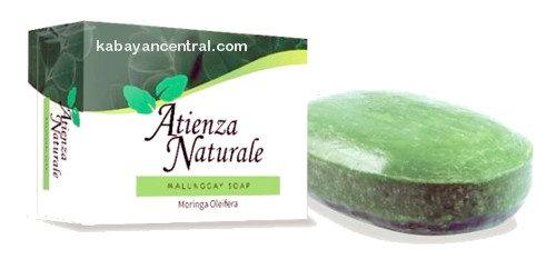 Atienza Naturale Malunggay Soap (2 bars)