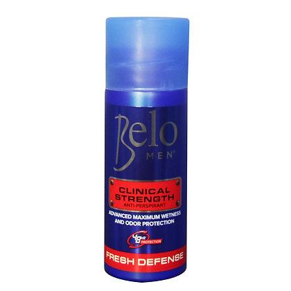 Belo Men Clinical Strength Deodorant Roll-On Fresh Defense (40ml)