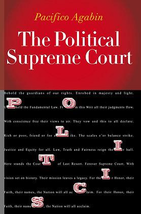 The Political Supreme Court Book