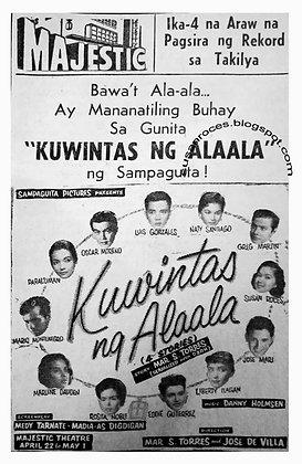 Kuwintas ng Alaala (1960) DVD