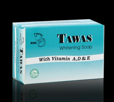 RDL Tawas Whitening Soap (135g)