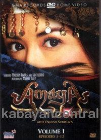 Amaya Teleserye Vols.1-14 Complete Series