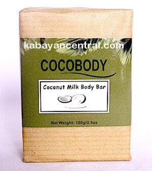 Cocobody Coconut Milk Body Bar (2x150g)