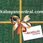 This Christmas CD - The Akafellas