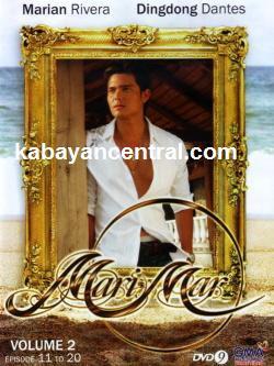 Marimar Vol.2 (Episode 11 to 20) DVD